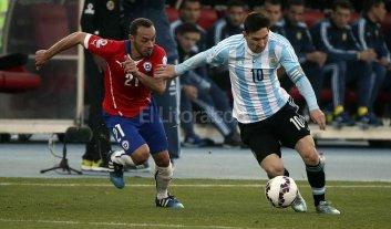 Argentina por la gloria de América