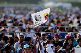 Francisco viaja a Guayaquil y celebrará una misa campal