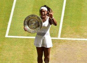 Serena, una leyenda viviente