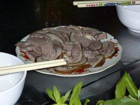 Corea del Norte celebra un concurso gastronómico nacional de carne de perro