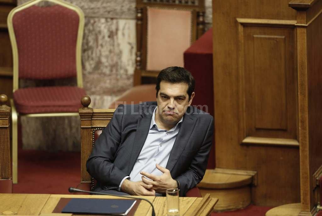 El primer ministro griego, Alexis Tsipras, dependerá de lo que ocurra con las negociaciones a partir de hoy. <strong>Foto:</strong> EFE
