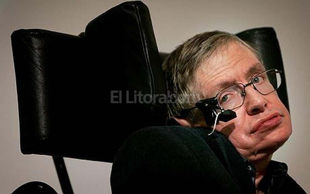 Hawking advierte sobre los peligros del uso bélico de la inteligencia artificial. <strong>Foto:</strong> Gentileza