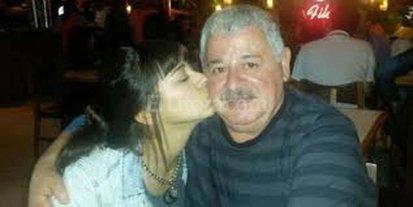 Titi Fern�ndez celebr� la condena al hombre que mat� a su hija - Titi record� a su hija con una foto en twitter. -
