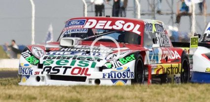 Gianini consigui� su segunda pole en Turismo Carretera - Juan Pablo Gianini. -