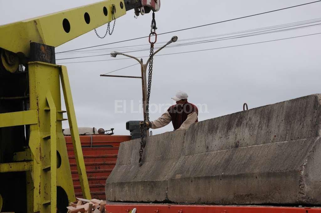 Circuito Tc2000 Santa Fe 2018 : Comienza el armado del circuito callejero de súper tc