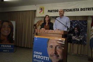 Senadores: Perotti le gan� a Reutemann y Binner sali� cuarto