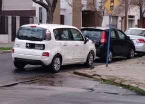 ¿Se puede estacionar peor?