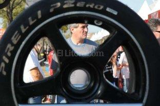 Fotos: la previa del domingo en el Callejero de Santa Fe