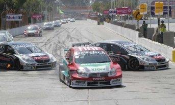 Agust�n Canapino se llev� la carrera