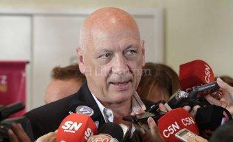 Bonfatti le pidi� la renuncia a la secretaria de Asuntos Penales -  -
