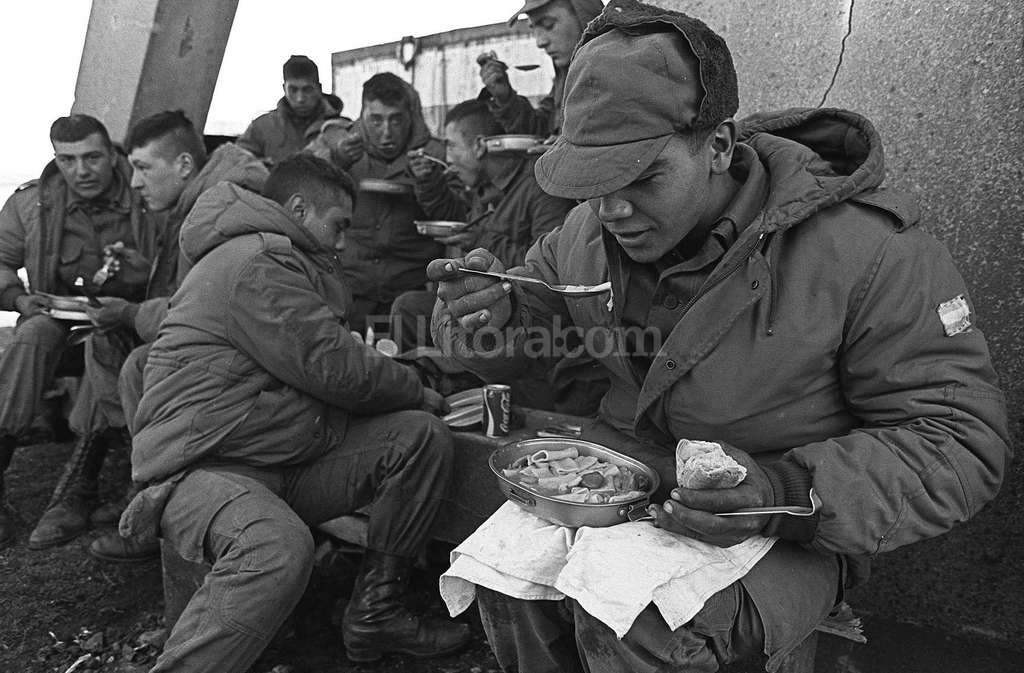 """""""Los combatientes de Malvinas se merecen tener justicia y el pueblo argentino merece saber lo que pasó"""", sostuvieron los denunciantes. <strong>Foto:</strong> Archivo El Litoral."""