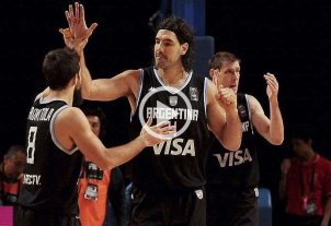 Argentina gan� y termin� invicto la etapa clasificatoria -  -