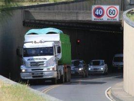 T�nel Subfluvial: subsidio para los transportes de carga e interurbano