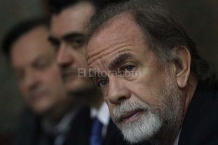 Javier González Fraga es el nuevo presidente del Banco Nación -  -