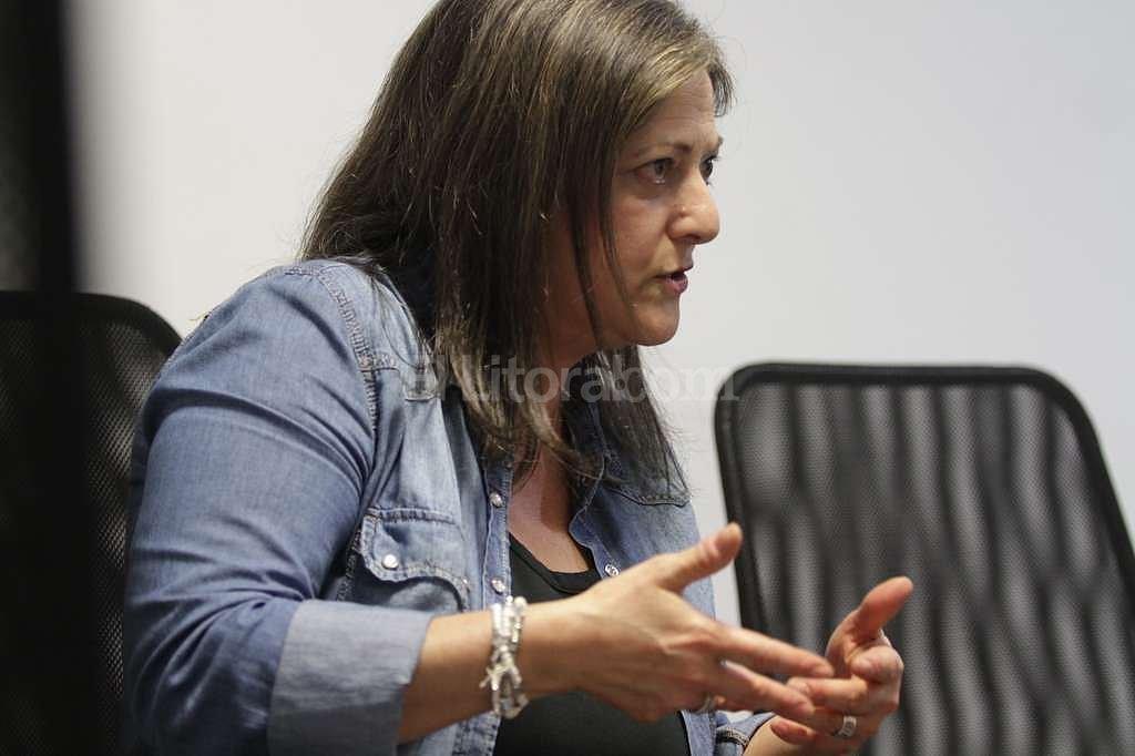 Olivera destacó que el fondo de bienes decomisados es clave para dotar de presupuestos a las áreas de prevención y de tratamiento a los consumidores. Pablo Aguirre