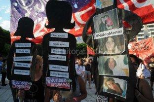 Nueva marcha en Santa Fe con el reclamo de #NiUnaMenos  -  -