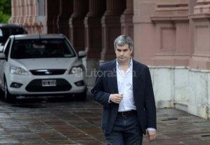 """Marcos Pe�a: """"No hay clima de corrida cambiaria"""" -  -"""