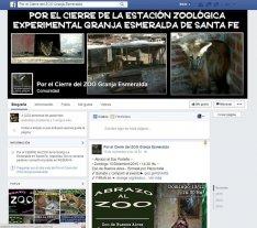 10.000 firmas para pedir el cierre de la granja La Esmeralda