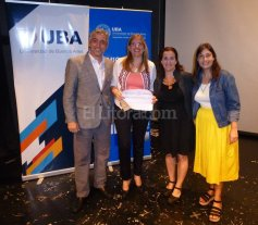 Distinci�n de la UBA a periodista de El Litoral