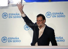 El PP de Mariano Rajoy gana las elecciones en Espa�a