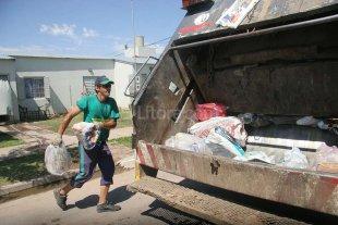 Se normaliza la recolección de residuos en la ciudad -