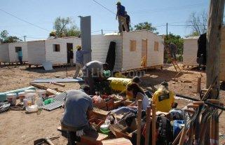 Suman un nuevo refugio para evacuados