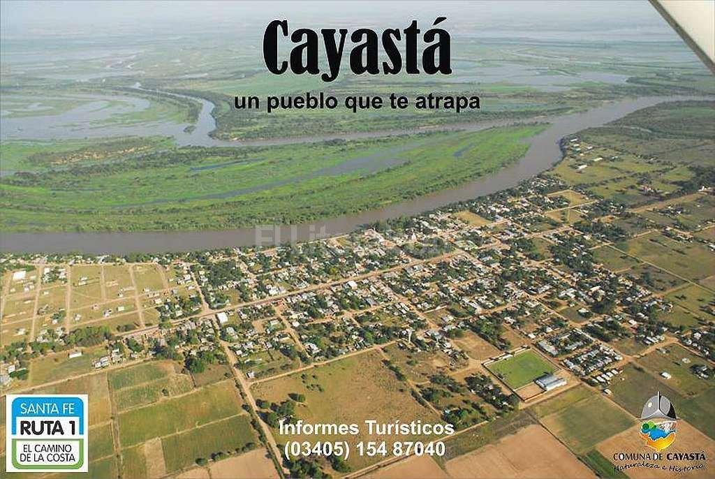 <strong>Foto:</strong> Facebook Comuna de Cayastá