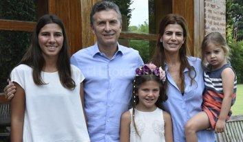 Macri recibió a las hijas de Nisman