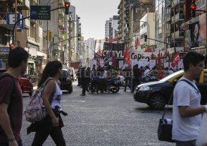 Piquetes para reclamar la liberaci�n de Milagro Sala