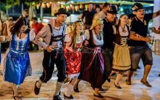 Fiestas y eventos culturales en la regi�n