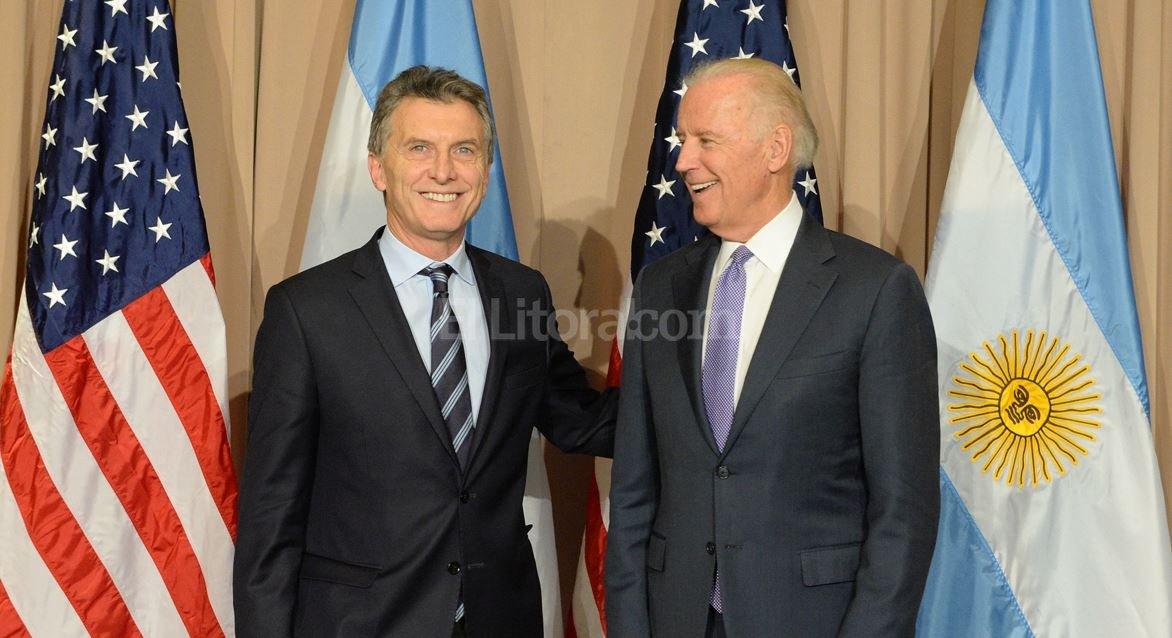 Joseph Biden - Vicepresidente de Estados Unidos Presidencia de la Nación