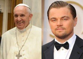 El papa Francisco recibi� a Leonardo DiCaprio por su compromiso con el medio ambiente