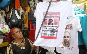 """Autorizan en M�xico la marca """"El Chapo"""" para diferentes tipos productos"""