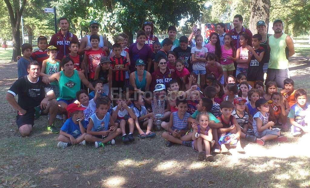 Gentileza Comité Organizador Maratón Santa Fe - Coronda