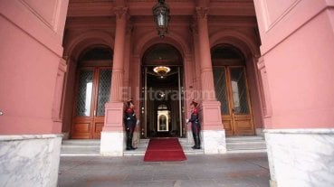 Macri se re�ne con el canciller de Emiratos Arabes Unidos