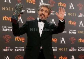 """Ricardo Dar�n y """"El Clan"""" ganaron el premio Goya"""