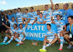 Los Pumas 7s se quedaron con la Copa de Plata en el Seven de Sydney