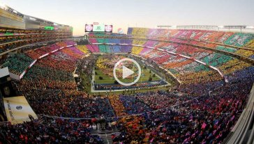 15 im�genes del Super Bowl n� 50