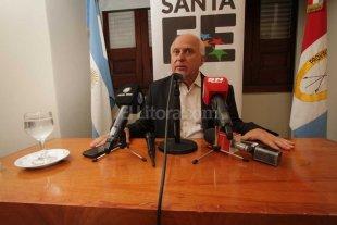"""""""Santa Fe siempre le ha dado mucho a la Argentina, mucho m�s de lo que ha recibido"""""""