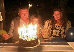 Macri festej� su cumplea�os 57 en C�rdoba
