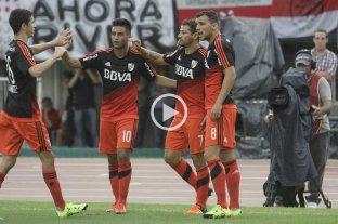 River debut� con una paliza a Quilmes
