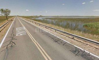 Productores bonaerenses amenazan con romper la ruta 188 e inundar La Pampa