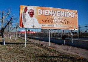 La visita del Papa a M�xico