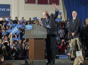 Trump y Sanders ganan las primarias de Nuevo Hampshire
