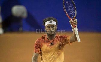 M�naco se enfrentar� a Nadal en octavos del ATP de Buenos Aires