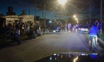 Homicidio en Barranquitas Oeste