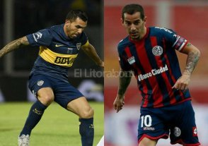 Boca y San Lorenzo se disputan la Supercopa Argentina