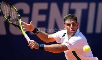 Mayer y Delbonis quedaron afuera del ATP de Buenos Aires