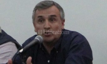Gerardo Morales trató de delincuente a Milagro Sala -