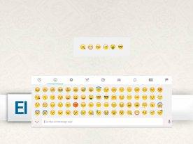 Mir� los nuevos emojis de WhatsApp